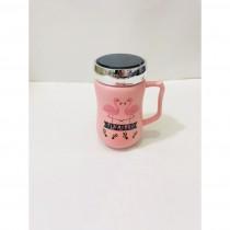Flamingo Desenli Termos Termos Bardak Sıcak Soğuk Bardak Kahve Ba