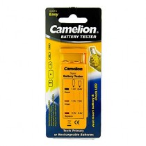 Camelion  Pil Ölçüm Cihazı - Pil Ölçer - Pil Test Cihazı