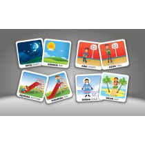 KS Games Zıt Kavramlar - Eğitici Akıl Kutu Oyunu