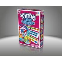KG Games Zamanı Öğreniyorum Saati Öğreniyorum Puzzle Okul Öncesi