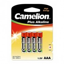 CAMELION ALKALINE AAA R03 INCE KALEM PİL 4 ADETLIK BLISTER
