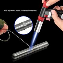 Micro Çakmak Gaz Pürmüz Alev Yakaç Çakmak