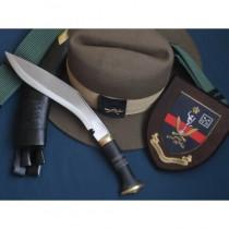 33 Cm Kukri Bıçak Dekoratif Hançer Kılıç Bıçak