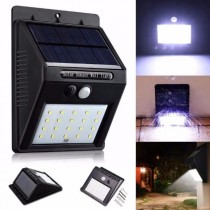 Hareket Sensörü ile 30 Led Güneş Odaklama Sensörlü Işık