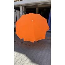 2 mt Gabardin Kumaş Eğilebilir Plaj Şemsiyesi Bahçe BİDON HARİÇ
