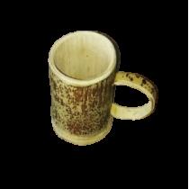 Bambu Kahve Fincanı Ahşap Kupa Bambu Fincan Çay Kahve
