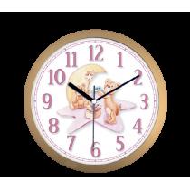 30 Cm Ayıcıklı Çocuk Odası Duvar Saati Çocuk Saati