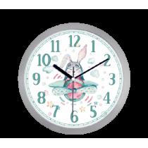 30 Cm Tavşanlı Çocuk Duvar Saati Çocuk Odası Saat