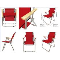 4 Adet Katlanır Sandalye + 2 Mt Gabardin Plaj Şemsiyesi + Masa YEŞİL