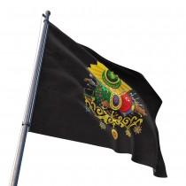 Osmanlı İmparatorluğu Bayrağı (70x105) TUĞRA