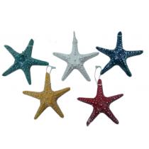Polyester Marin Deniz Yıldızı Kapı Süsü Deniz Yıldızı Askılı Süs