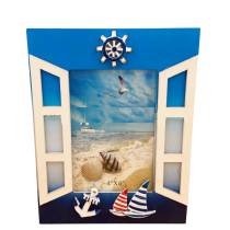 22 cm Pencereli Dikey Çerçeve Restim Çerçevesi Albüm