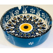 Seramik Porselen Küllük Dekoratif Desenli Küllük